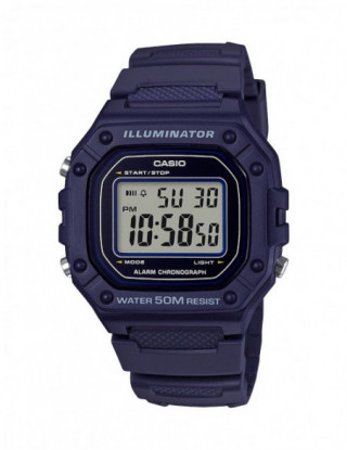 CASIO DIGITAL W218H-2AVEF...