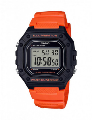 CASIO DIGITAL W218H-4B2VEF...
