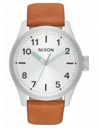 Nixon Safari Leather 43mm -...