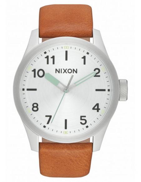 Nixon Safari Leather 43mm -...