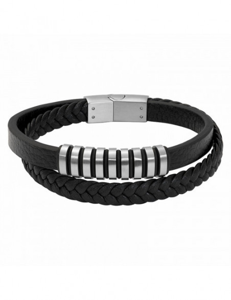 IXXXI PULSERA MEN LEATHER...