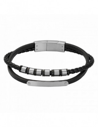 IXXXI PULSERA MEN LETHER...