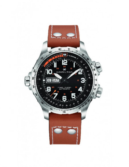 HAMILTON KHAKI AVIATION...