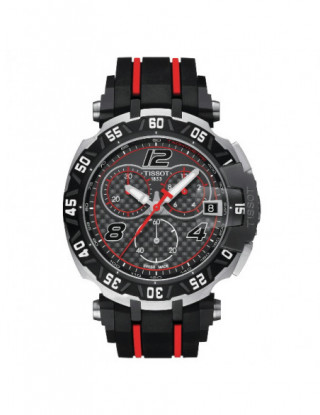 TISSOT T-RACE MOTO GP BLACK...