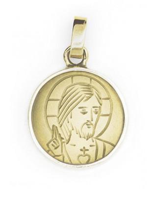 Medalla oro ley grabada